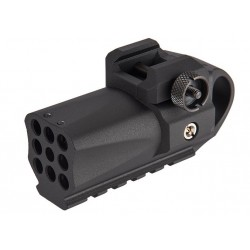 Mini lance-grenade 40 coups à gaz