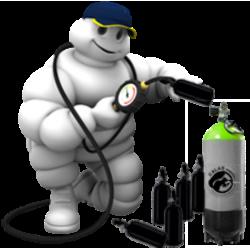 Remplissage de bouteilles HPA Airsoft/Paintball 3000/4500PSi