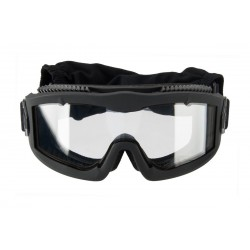 Masque AERO Thermal Noir écran Transparent