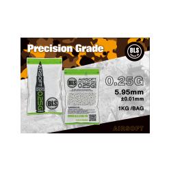 BILLES BLS 0,25 G PRECISION  AU KG