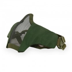 Masque de Protection Grillage Stalker V2 Olive