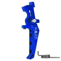 Maxx Advanced Speed Trigger (Style E) (Bleu)