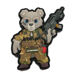 Patch PVC - TACTICAL TEDDY V.2