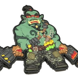 Patch PVC - FOOM THE ORC WARLORD