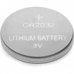 Pile 3V LITHIUM, CR2032