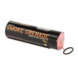 Fumigène à goupille simple sortie